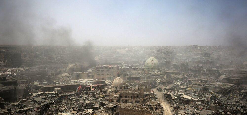 Mosul vabastamise järel