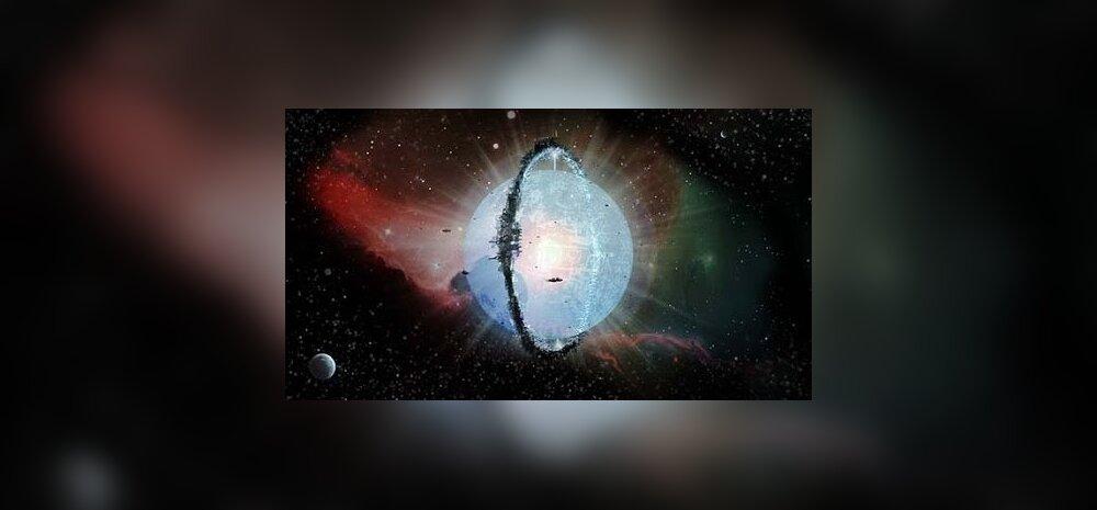 Tulnukate megastruktuur või lihtsalt veider planeet 1480 valgusaasta kaugusel