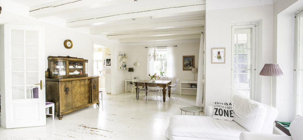 Sisearhitekt Lilia Kristiansoni imekaunis Nõmme kodu on müügis