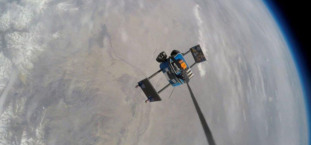 Turistina kosmose piirile: seekord said lendu proovida Antarktikast pärit mikroobid