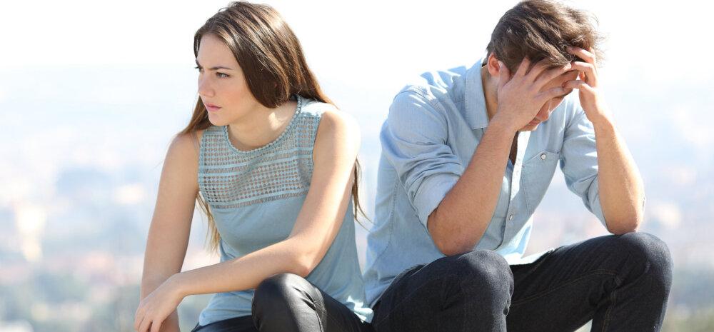 Milliseid tundeid armukadedus tegelikult peidab