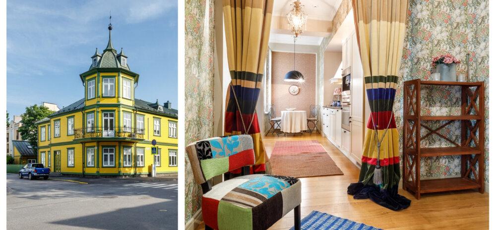 FOTOD | Omanäoline kodu Pärnu rannarajooni ühes kaunimas puitmajas