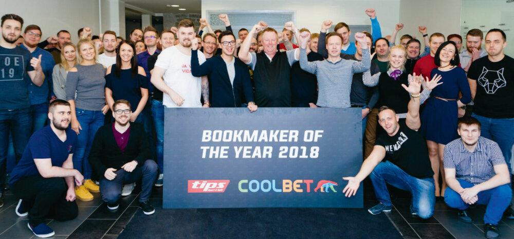 Coolbet — 2018. aasta parim kihlveokontor
