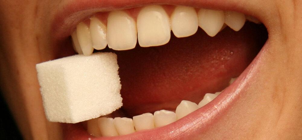 Kas teadsid? Kolm karmi fakti suhkru kohta
