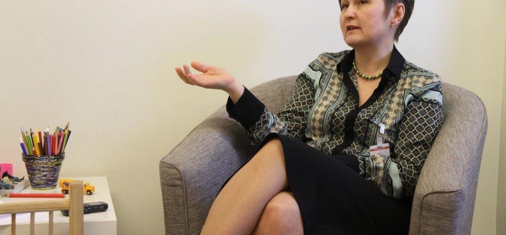 Intervjuu Anne Kleinbergiga