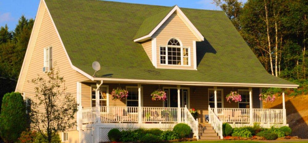 Katusevahetuse hinnapakkumisi tasub võtta pikalt enne suve