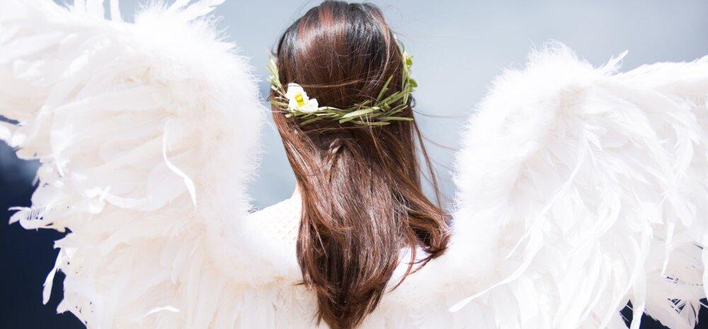 20 märki, mis näitavad, et sa oled ingel maa peal