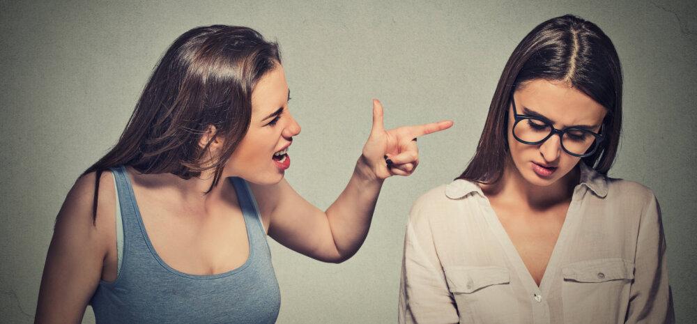 Tüdrukutele: kuidas tulla toime õelate kiusajatega