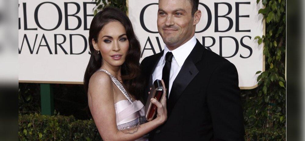 """Beebiuudised! Megan Fox ja """"Beverly Hills 90210"""" staar said pisipoja vanemateks!"""