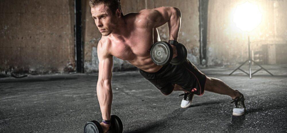 Mees, pane oma prioriteedid paika: kuidas saada terveks ja tugevaks ning lisaks hoida kokku 3500 eurot?