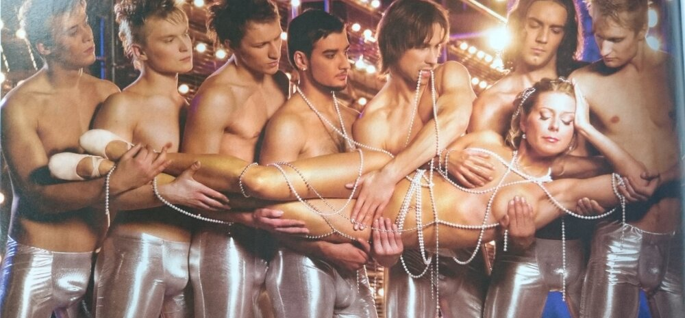 Meenutame: kuidas tänane ministriproua end tantsijapoiste kätele alasti heitis!