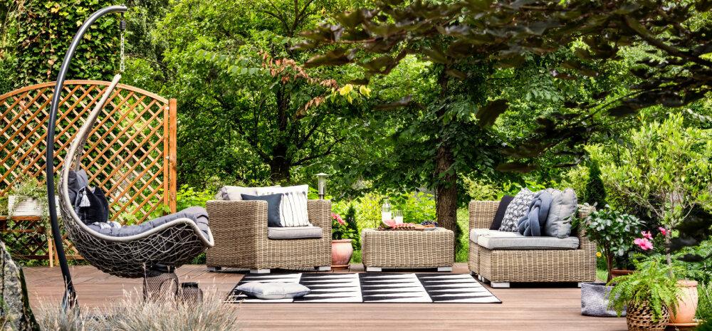 """Osale suurel kodu-, aia- ja terrassikonkursil """"Minu kodu suvel"""" ja võida lahedaid auhindu!"""
