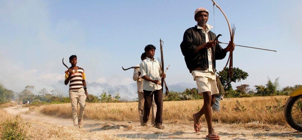 Indias kivirahe alla sattunud eestlaste seisund on paranenud