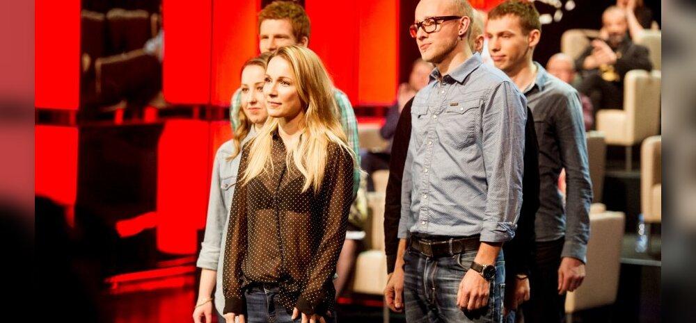 Eesti laul 2014 1 poolfinaal lava taga