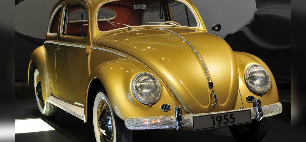 Kuldajastu klassik: 2003. aastal tuli tehasest viimane Volkswageni Põrnikas