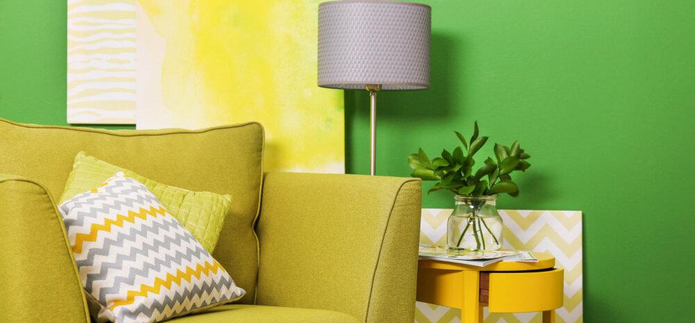 Värvid ja tuju — millise meeleolu loob üks või teine värvus?