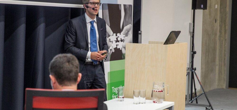 Eesti ettevõtja valiti suurfirma ülemaailsesse ettevõtluskiirendisse