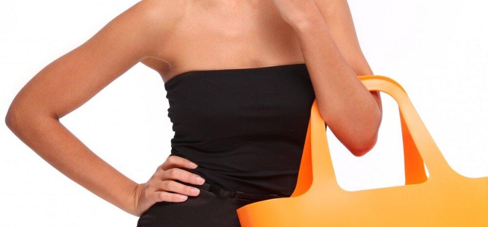 Viis värsket viisi kanda oma väikest musta kleiti