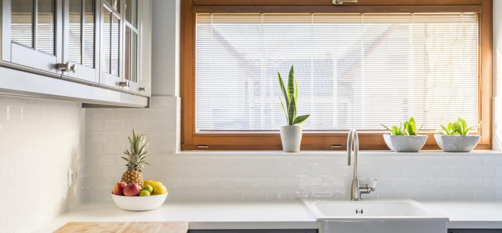 Sisekujundaja soovitab: kuidas valida aknakatet ebatüüpilisele aknale