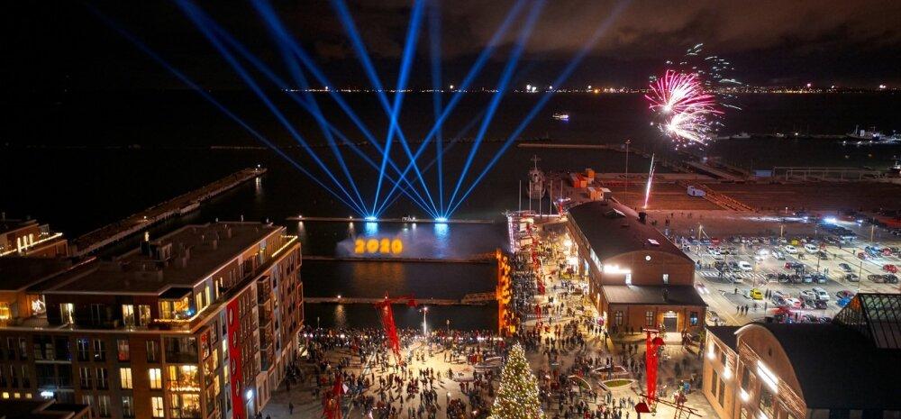 Valgussõu Põhja-Tallinnas