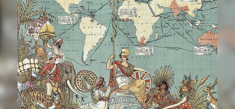 Impeeriumite edetabel: Kes on läbi aegade suurima hiigelriigi püsti pannud?