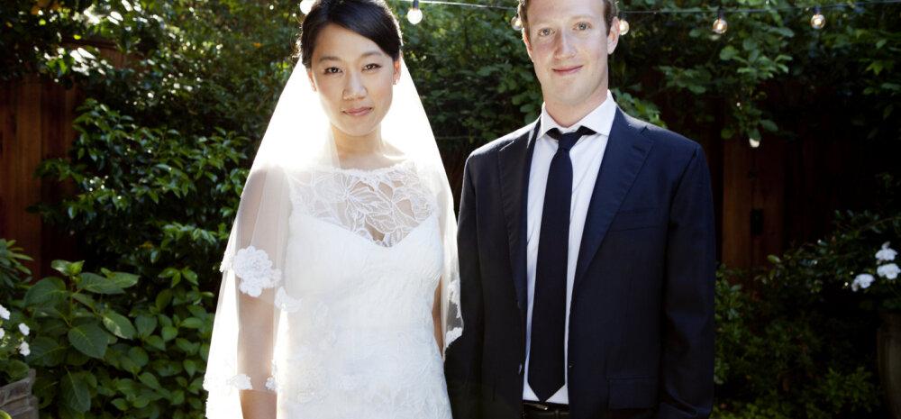 Facebooki Mark Zuckerberg läheb kaheks kuuks isapuhkusele