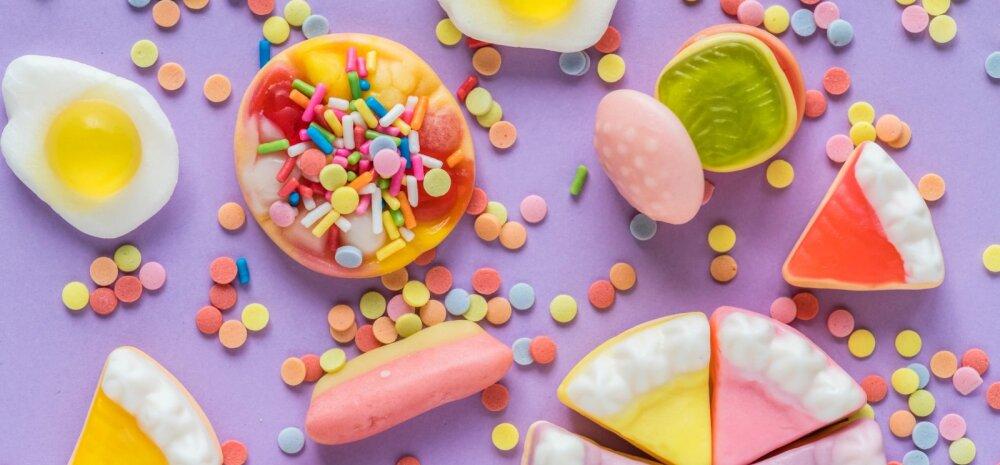 Neli peamist lisaainet, mida tuleks poes toitu valides kindlasti vältida