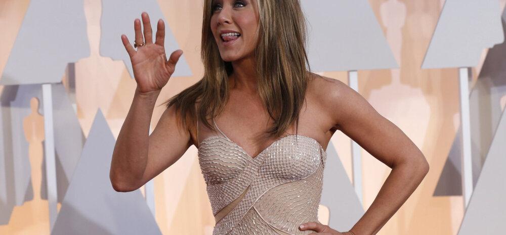Jennifer Anistoni imelise figuuri saladused — tee järele, see pole üldse raske!