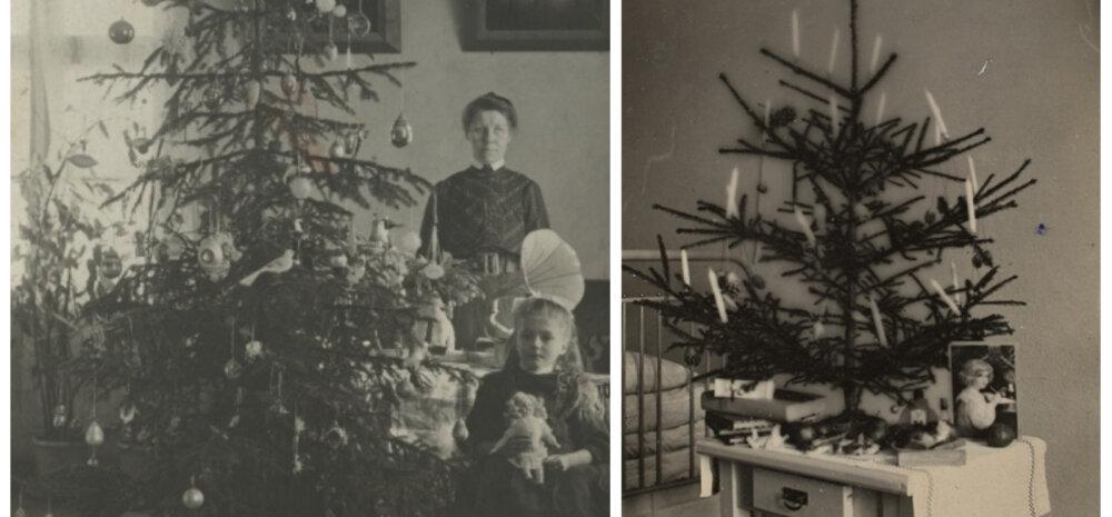Õled põrandal ja munakoored kuusel — meenutame esivanemate pühadeaegset kodukaunistamise kombestikku