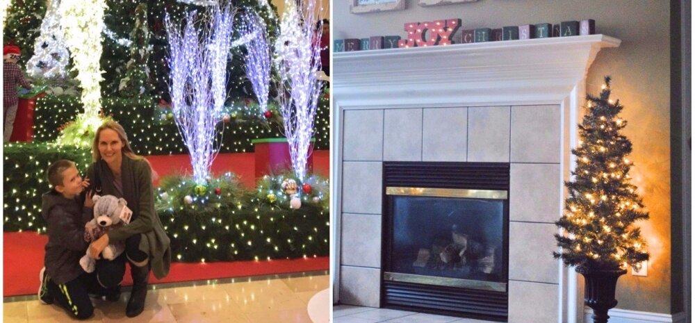 Eestlaste jõulud välismaal: ameeriklasi võib tabada totaalne jõuluhullus