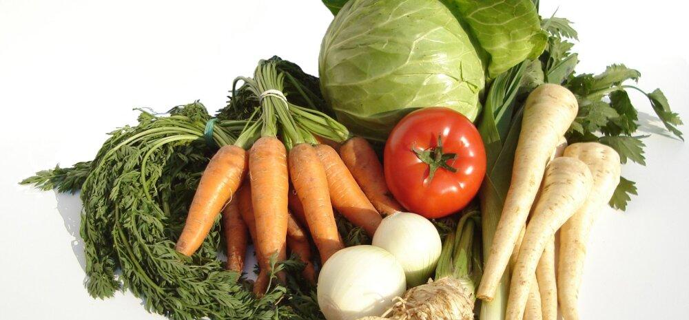 SuperRETSEPT salenejale: lihtne, odav ja rasva põletav kapsa-tomati supp