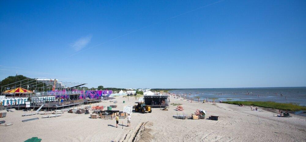 Weekend Festival Baltic ettevalmistus