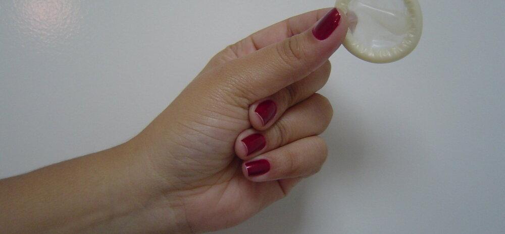 Turvalisus ennekõike: keskealised naised peaksid kondoomi kasutamise olulisust rohkem teadvustama