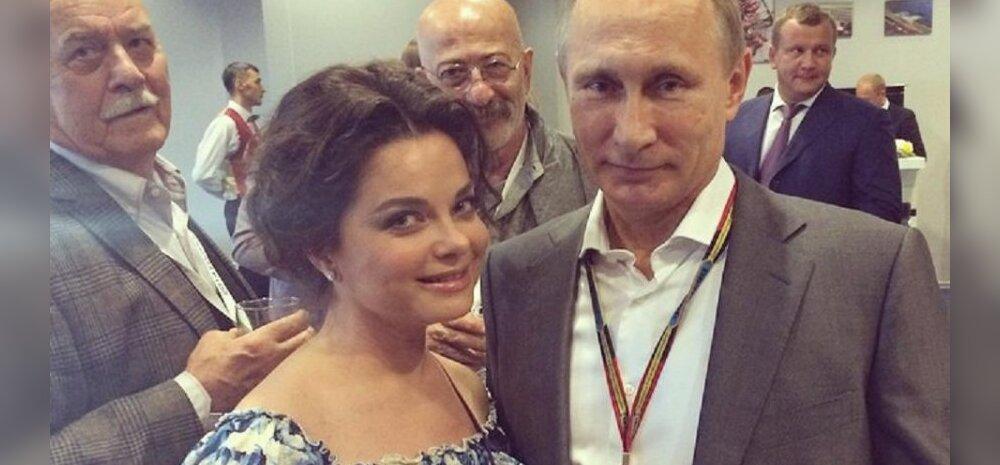 ФОТО: Роcсийские звезды сделали селфи с Путиным и Медведевым