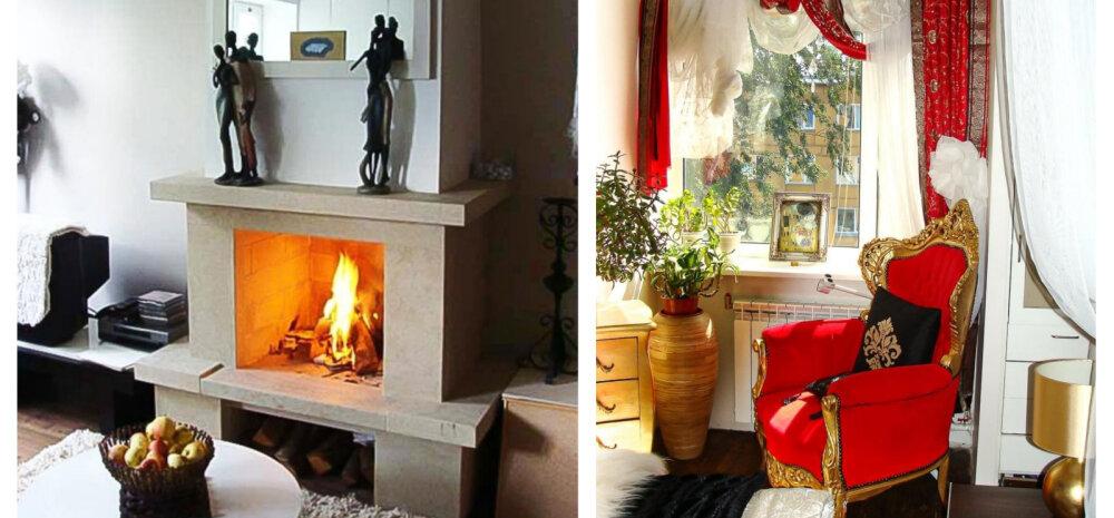 ФОТО   Как выглядят самые дорогие и роскошные квартиры в таллиннских советских панельках, которые ждут покупателей?