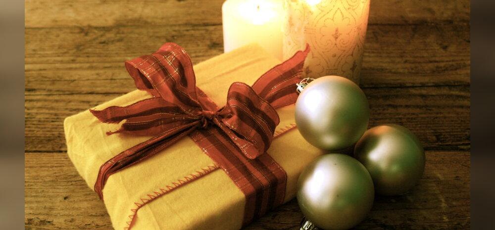 Viimase hetke kiirabi: 30 jõulukingitust, mis ei lähe sulle maksma rohkem kui 5 eurot!