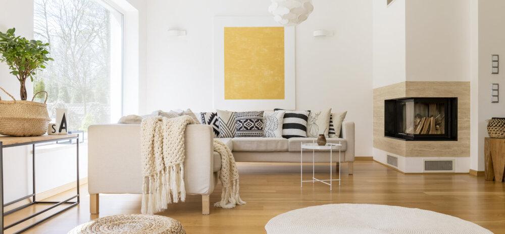 Ideid ja nippe, kuidas kodu soojemaks ja hubasemaks muuta