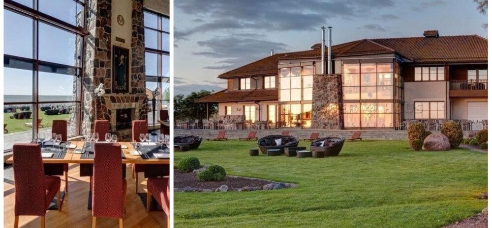 ФОТО | Особняк не желаете? Бизнесмен Александр Кофкин вновь понизил стоимость легендарной Villa Mary