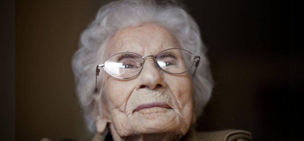 Maailma vanim inimene suri eile öösel 116 aasta vanusena