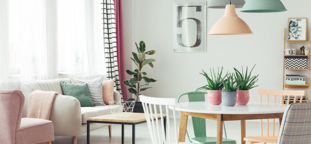 Памятка: сколько сантиметров надо оставлять при размещении мебели в квартире?