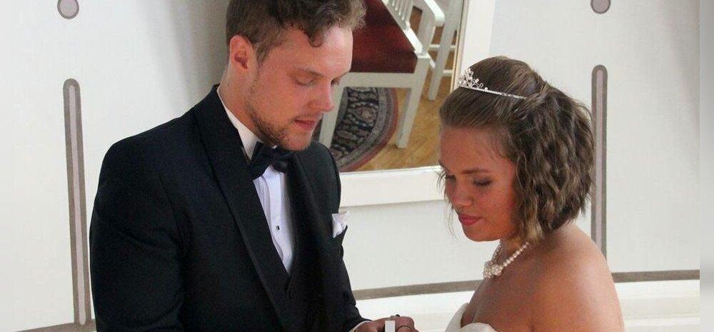 Erika Salumäe tütar kihlus