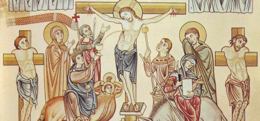 FORTE ARHIIVIST | Suur reede: kuidas Jeesus ikkagi täpselt risti löödi?