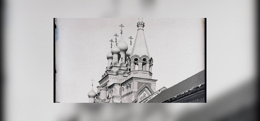 Jaak Juskega kadunud Eestit avastamas: lugu Gonsiori tänaval seisnud uhkest õigeusu kirikust