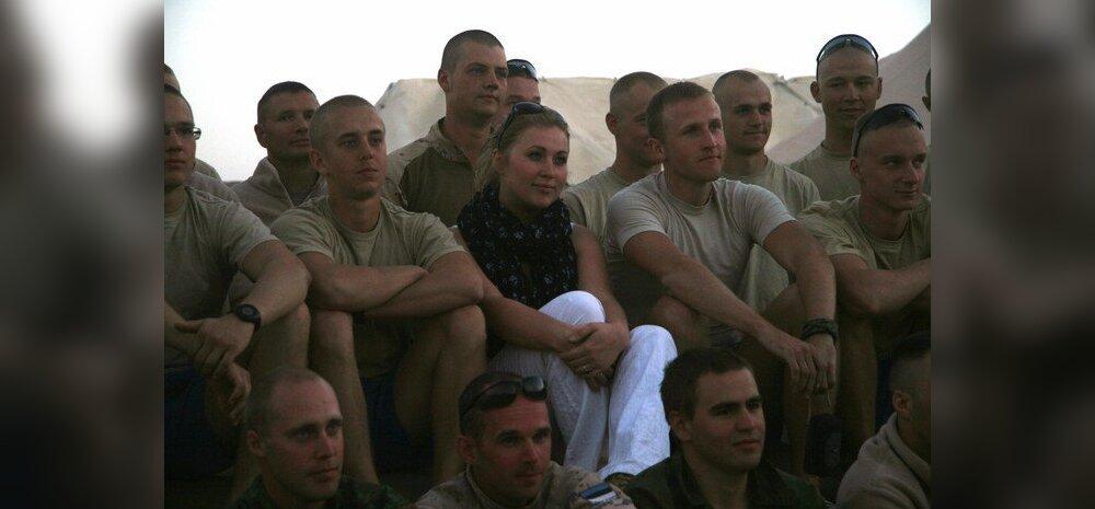 Meenutusi sõjakoldest! Birgit Varjun tekitas Afganistanis esinedes poistele koduigatsuse: minu muusika oli pisut liiga emotsionaalne