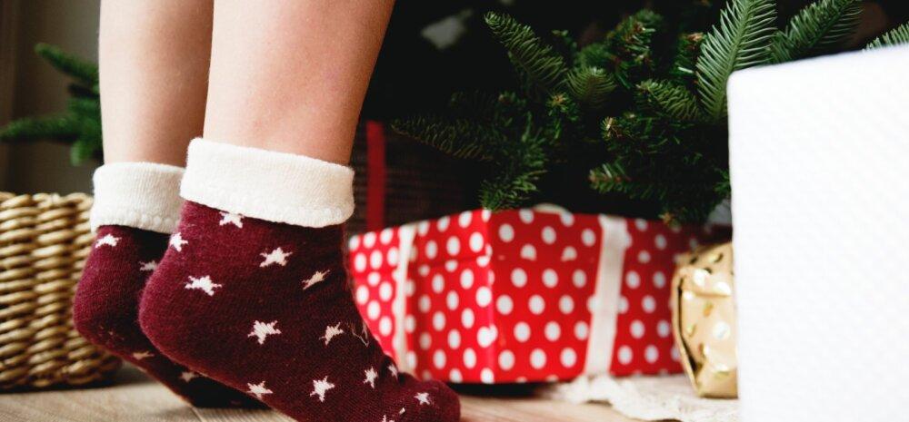 Lugeja imestab: miks on nii raske aru saada, et ma ei taha, et mu lapsele kingitaks jõuluks mänguasju?!