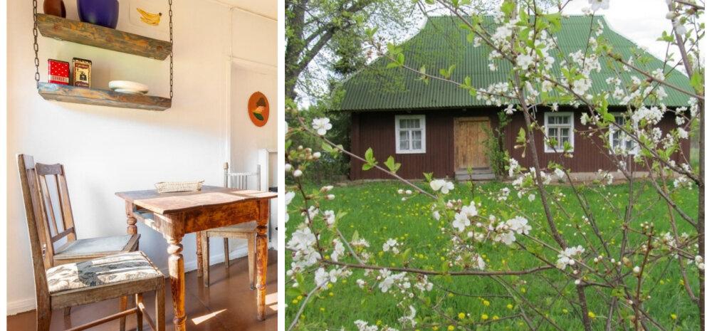 Vaata Eesti maapiirkondades asuvaid ülisoodsaid elamisi, mis uut omanikku otsivad