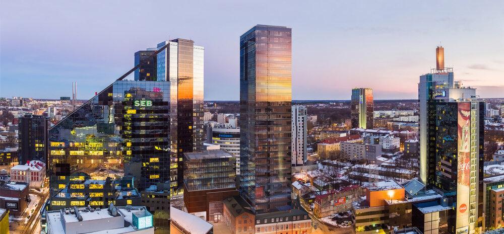 ФОТО   Technopolis Ülemiste создаст в центре Таллинна коворкинг-пространство площадью 1800 м<sup>2</sup>