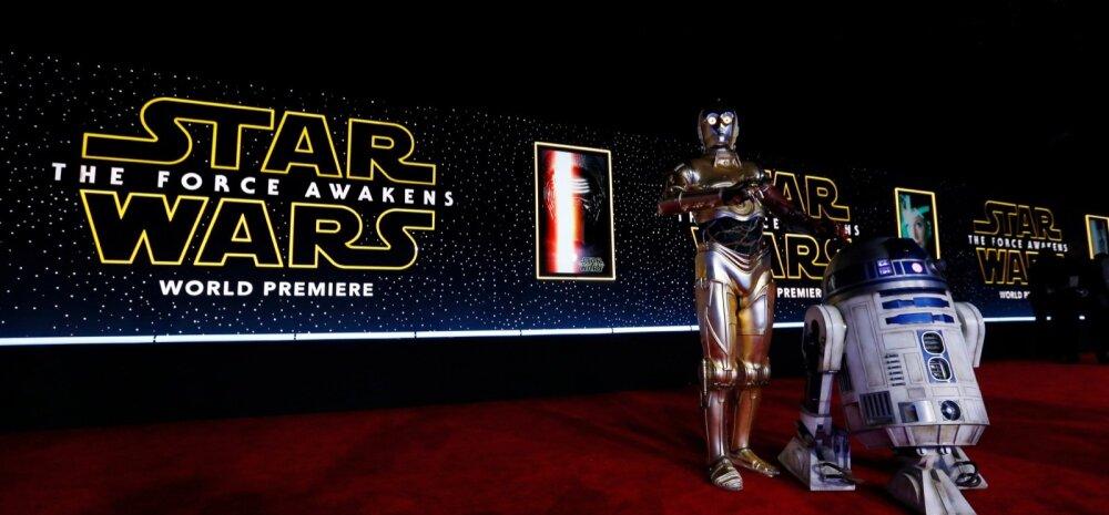 Eksperdid: Star Wars toob sisse astronoomilise rahasumma, aga ühele filmile jääb see siiski alla
