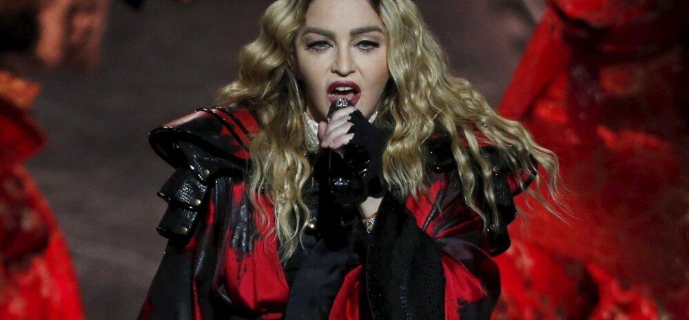 """Madonna otsib Euroopa """"ägedaimas"""" linnas maja, aga kohalikke see ei rõõmusta. Miks?"""