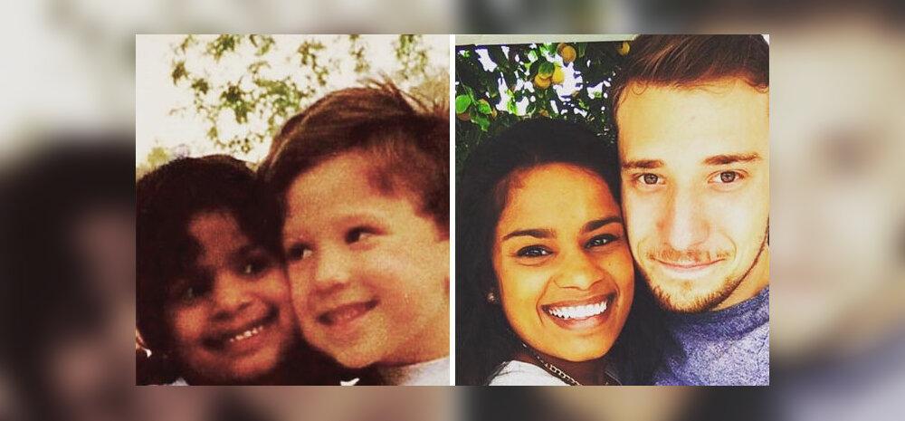 Kas see ongi tõeline armastus? Poiss lubas, et võtab tüdruku endale naiseks ja tegigi seda — täpselt 20 aastat hiljem!
